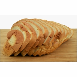 Sliced Portuguese Sweetbread 13 oz.