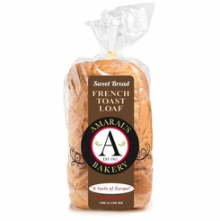 Sweetbread French Toast Loaf, Sliced 13 oz.