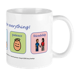 Say it with Symbols Mugs and T-shirts