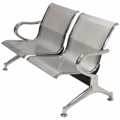 2-Seater Heavyweight Airport Seating