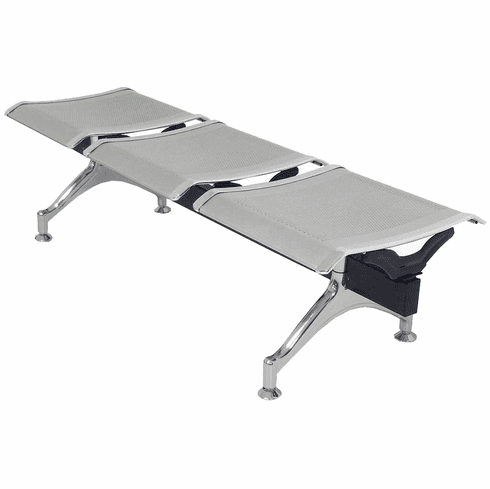 3-Seat Bench Sterling Heavyweight Bench Beam Seating