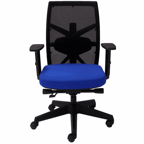 300 lb Capacity Multi-Function Office Chair w/Seat Slide