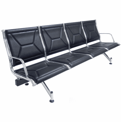 4-Seat Modern Classic Airport Lounge Beam Seating
