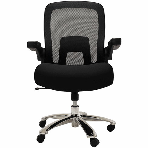 And Tall Mesh Office Chair Flip Up