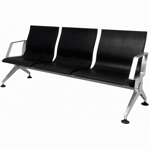 Altitude Commercial Beam Seating-3-Seater