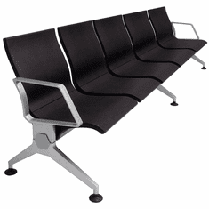 Altitude Commercial Beam Seating-5-Seater