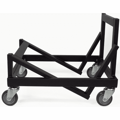 Angled Stacking Chair Dolly