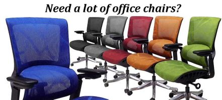 Chair Evaluation Program - ATTN: Corporate and Institutional Office Chair Buyers