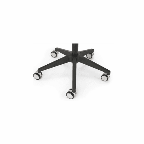 Big & Tall Chair Soft Caster set for Hard Floors