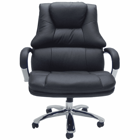 Tall Extra Wide Office Chair 28