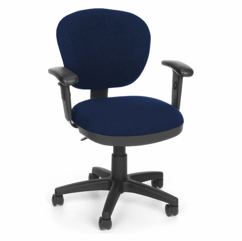 Budget Discount Computer Chair with Arms