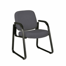 Budget Sled Base Reception Room Chair