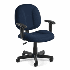 Computer Chair with Arms