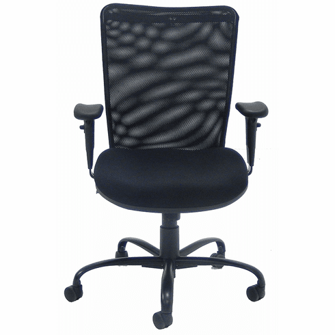 ErgoBuilt 24/7 400 Lbs. Capacity Mesh Office Chair