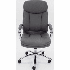High Back Pillow Cushion Swivel Conference Chair