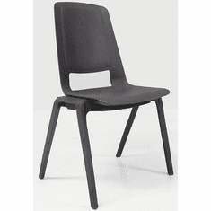 Heavy Duty FlexBack Ganging Stack Chair - 300 lb. Capacity!