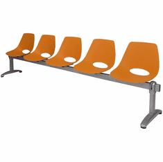 Scoop Airport Seating - 5-Seater