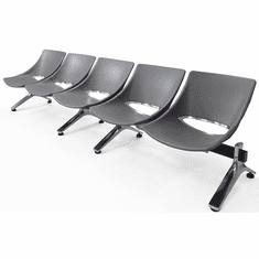 Turini 5-Seater Airport Seating