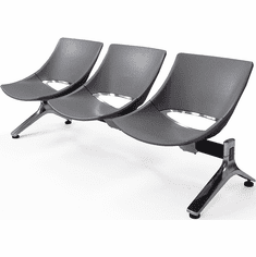 Turini Airport Seating - 3-Seater