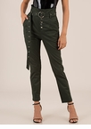 Wear The Pants High-Waisted Trousers