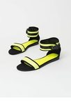 Sporty Vibes Buckled Strap Sandals