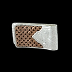 2018 WNFR Legacy Weave Money Clip