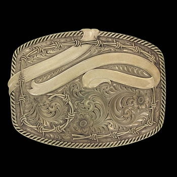 """Cole's Miner Trophy Buckle (4""""x3"""")"""
