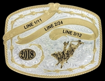 Cole Trophy Buckle