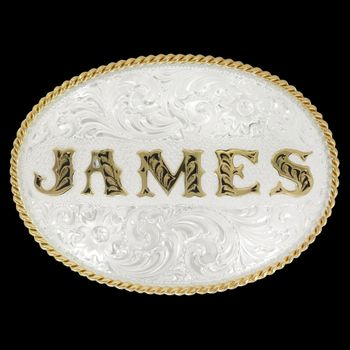 Custom Name Buckle
