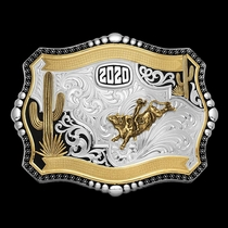Desert Showdown Trophy Buckle