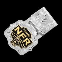 Wrangler National Finals Legacy Money Clip- Texas
