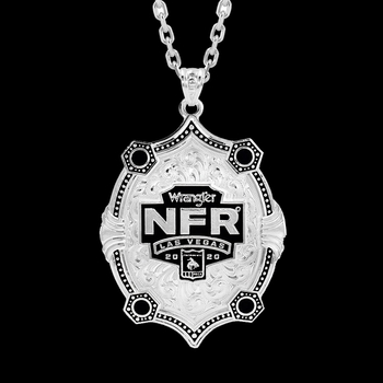 Wrangler National Finals Rodeo Insignia Necklace