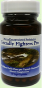 Friendly Fighters Pro Probiotic: 120 Count