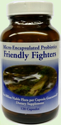 (out of stock) Friendly Fighters Plus Probiotic - 120 Count
