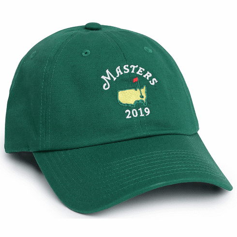 2019 Green Masters Hat