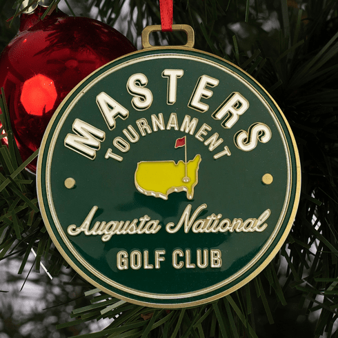 2019 Masters Christmas Ornament