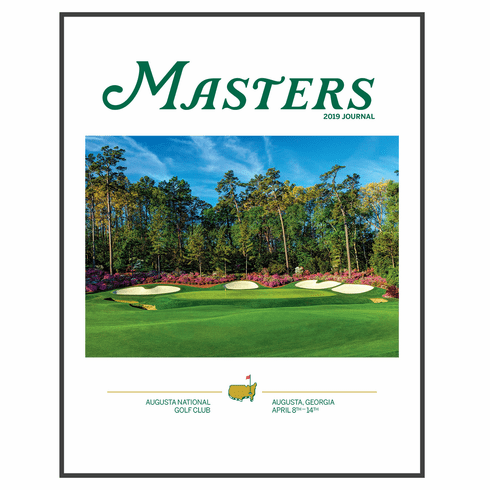2019 Masters Journal