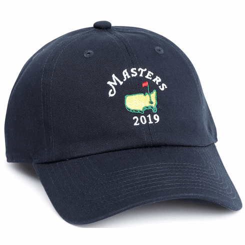 2019 Navy Blue Masters Hat