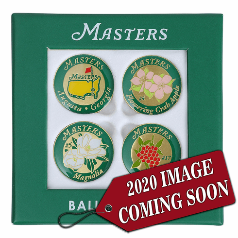 2020 Floral Ball Marker Set