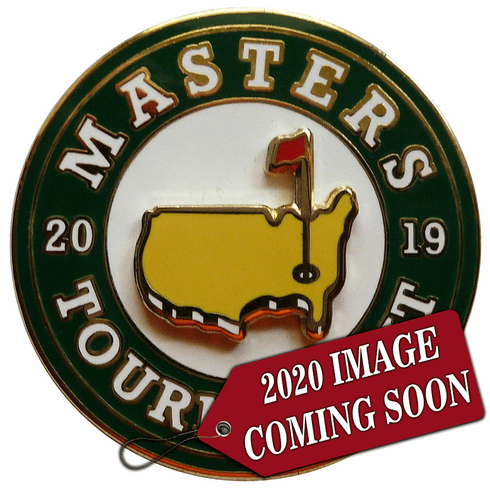 2020 Masters Commemorative Lapel Pin
