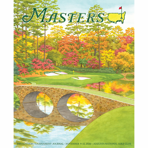 2020 Masters Fall Journal - Collector's Edition