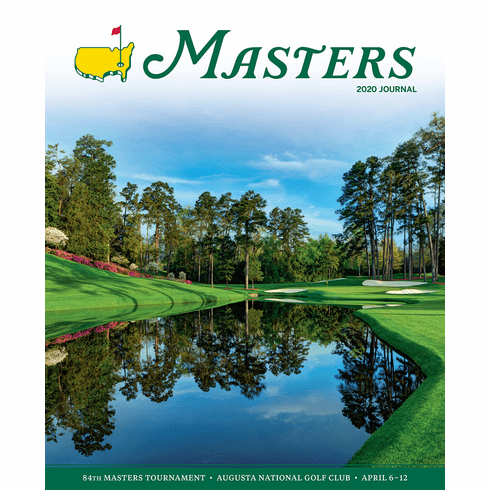 2020 Masters Spring Journal - Collector's Edition