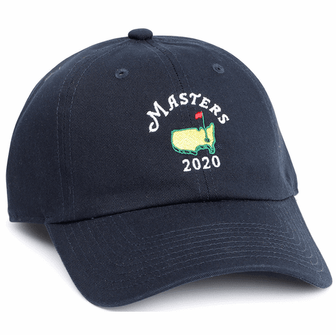 2020 Navy Blue Masters Hat