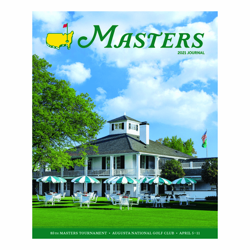 2021 Masters Journal - Collector's Edition