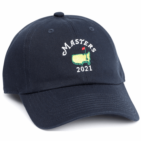 2021 Navy Blue Masters Hat