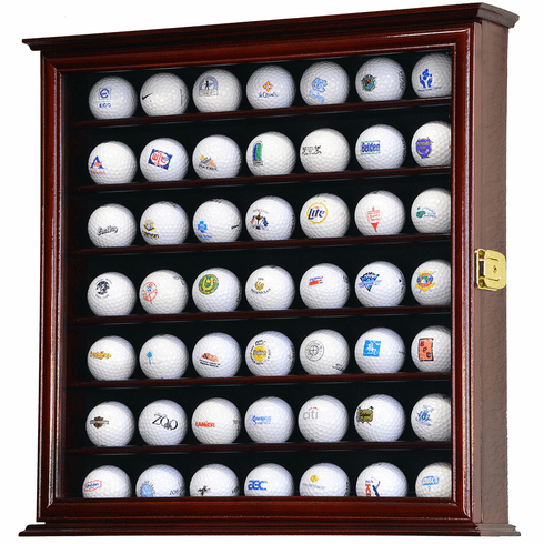 49 Golf Ball Cabinet with Door