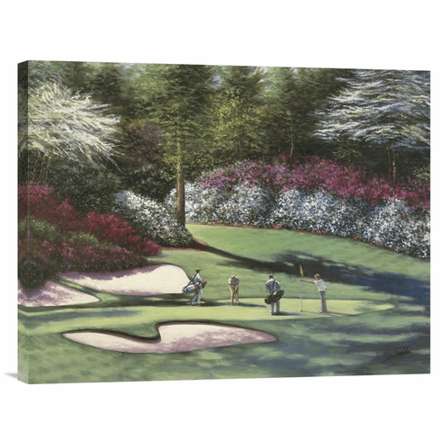 """""""Augusta"""" Wrapped Canvas"""