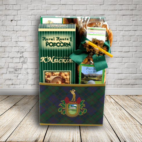''Fore'' You Golf Gift Basket