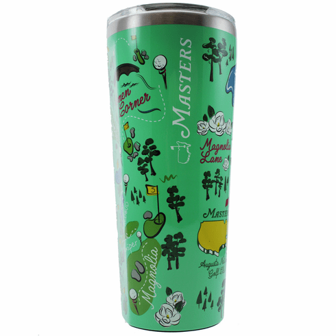 Masters 24 Oz Corkcicle Tumbler with Lid