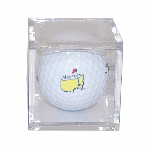 Masters Golf Ball with Display Box